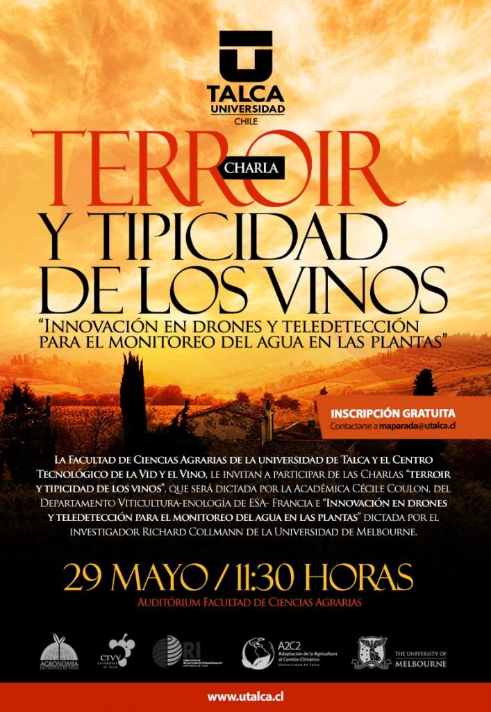 Invitación jueves 29 de mayo_Charlas magistrales