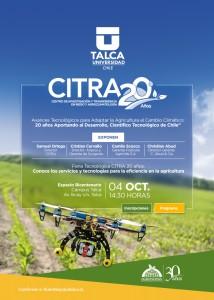 Seminario de Aniversario CITRA-20 años.