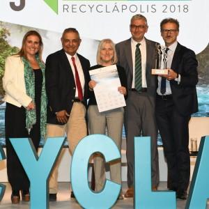 Premio Recyclápolis 2018